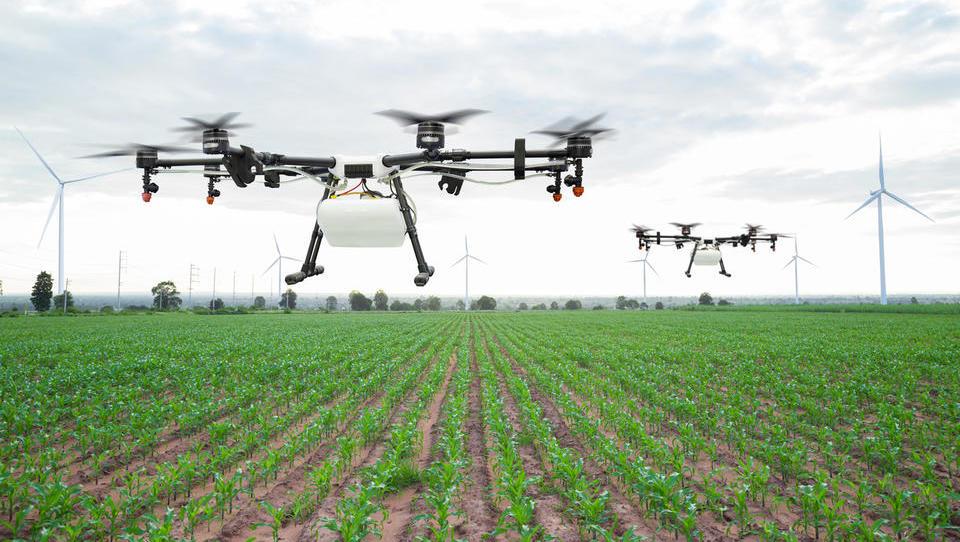 Logistika v kmetijstvu: nove tehnologije izboljšujejo pridelavo in prodajo