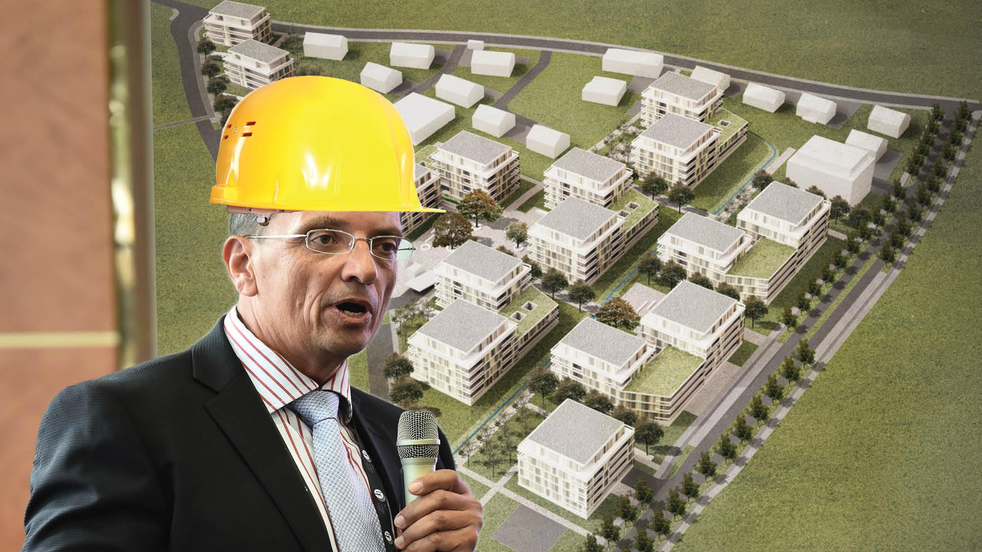 DUTB bi gradila stanovanja v Podutiku. Išče se zasebni partner!
