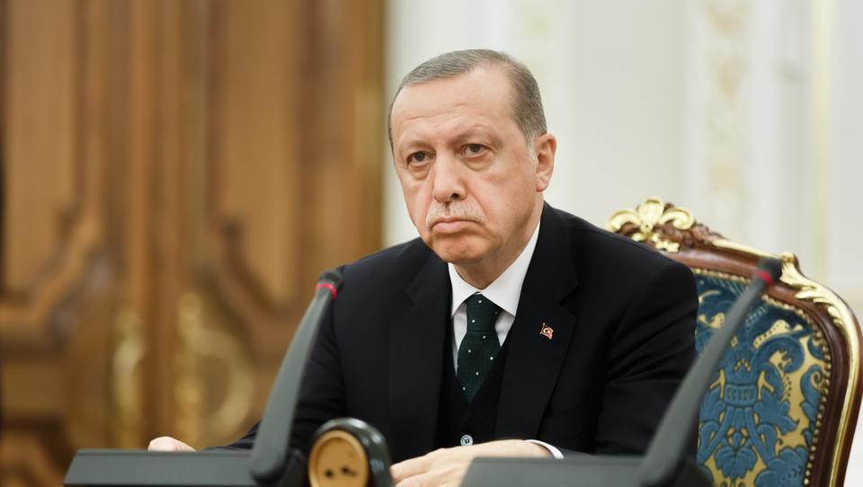 Kdo si upa: Recep Tayyip Erdogan