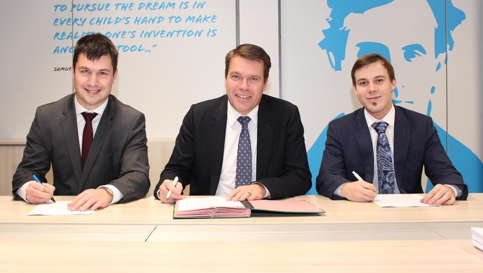 Dobra novica: svež denar iz Luksemburga za slovenski start-up