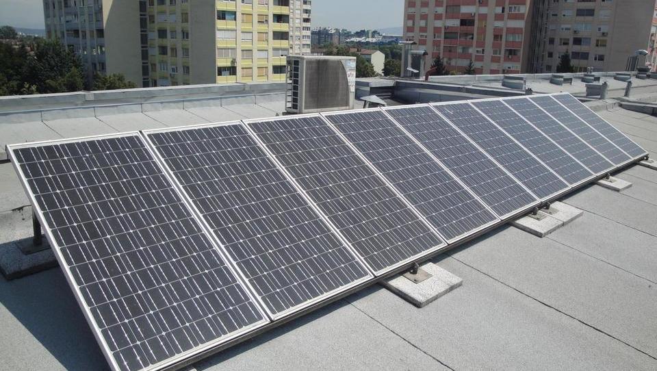 To je prva sončna elektrarna, ki je »izstopila« iz podporne sheme