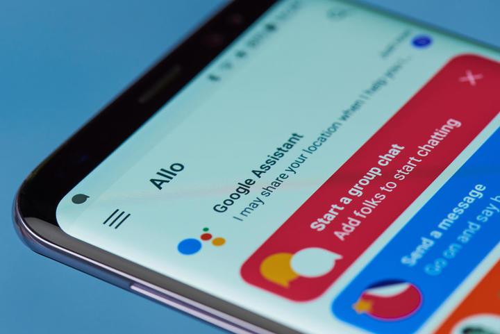 Google Assistant , 17.04.2018 Foto: Shutterstock