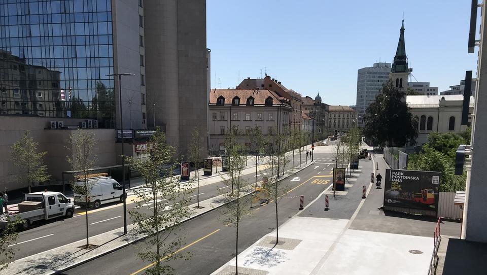 Gosposvetska in Dalmatinova končno odprti, od 18. ure! Karlovška in predor pod gradom sta že prevozna