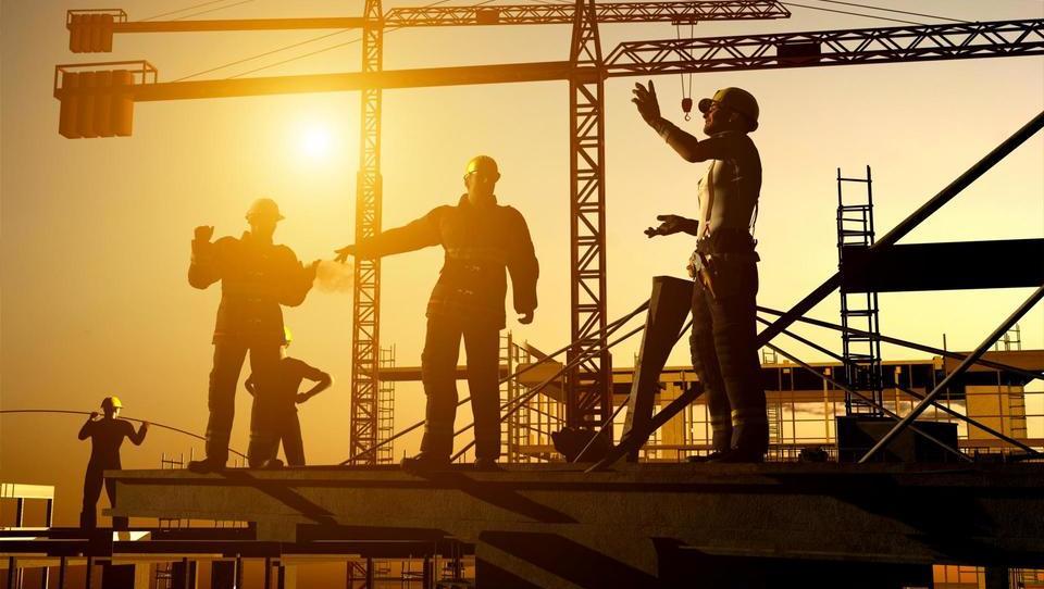 Stroški dela pri gradnji stanovanj zrasli za desetino