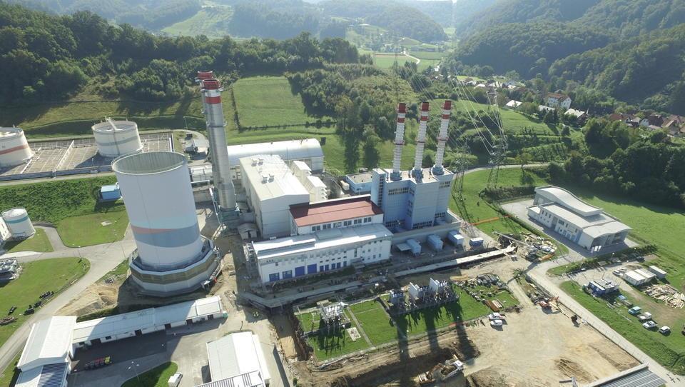 V Brestanici nova turbina. Priskrbel jo je Stenmark.