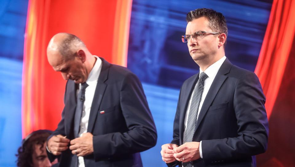 Velika koalicija LMŠ in SDS pri prodaji NLB!