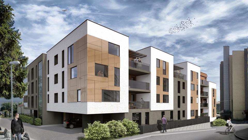 (Nepremičnina tedna) Novo stanovanje z lastnim dvigalom v središču...