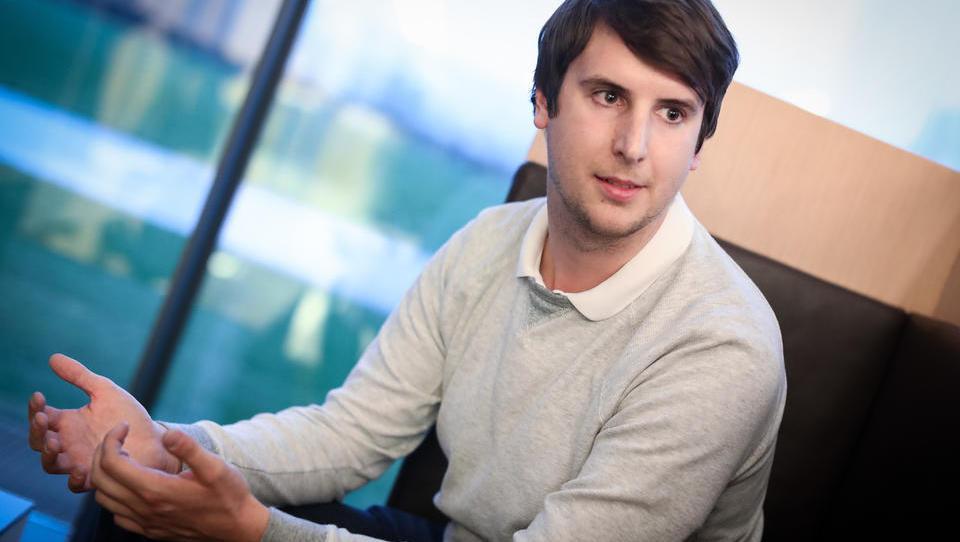 (intervju) Nejc Kodrič, Bitstamp: Bojim se, da večina vlagateljev iz kripto naložb ne bo odnesla cele kože
