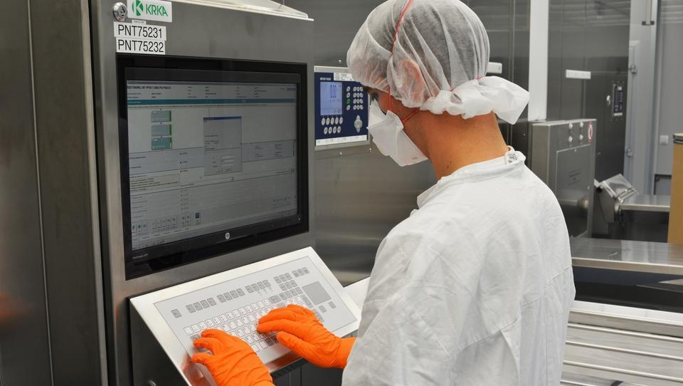 Na Podjetniškem forumu tudi o Krkini tovarni tablet Notol 2 – tovarni leta 2018