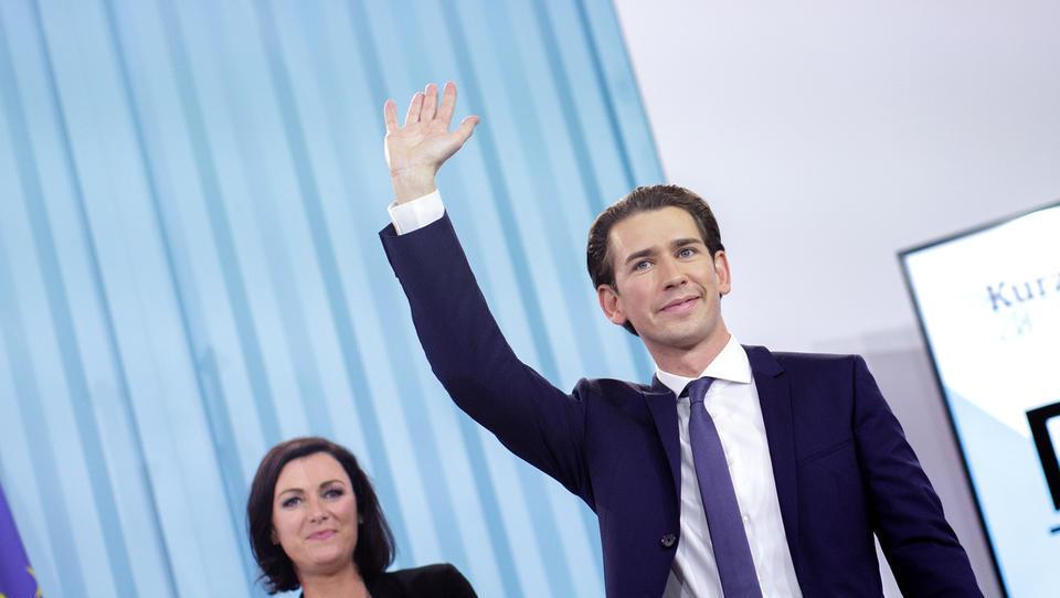 (v sedmih grafih) Avstrijske volitve dan potem
