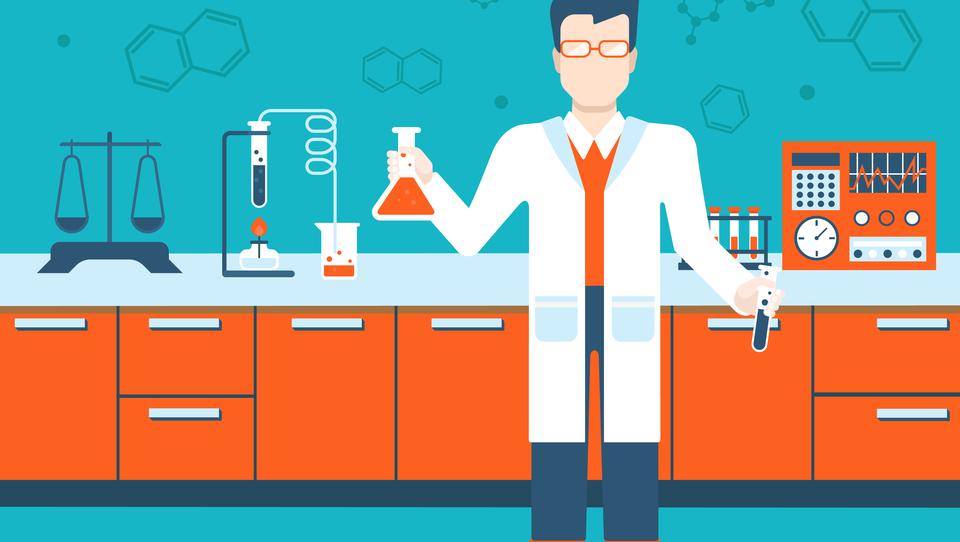Do kod lahko optimiziramo laboratorij?