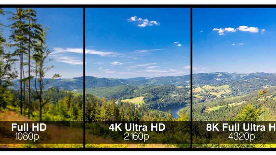 Televizorji 8K – slika, ki je ne ločiš od resničnosti