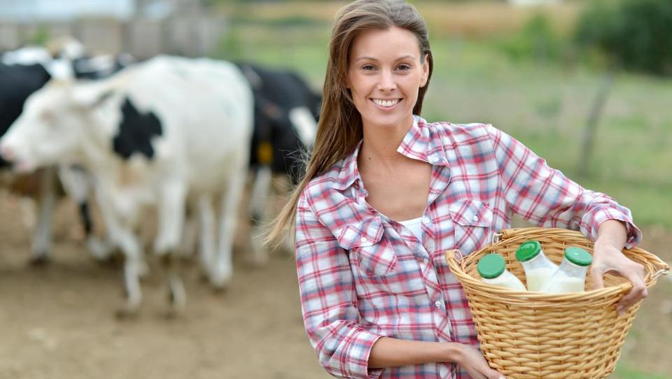 Pri mleku imamo rekord – najnižjo odkupno ceno v EU
