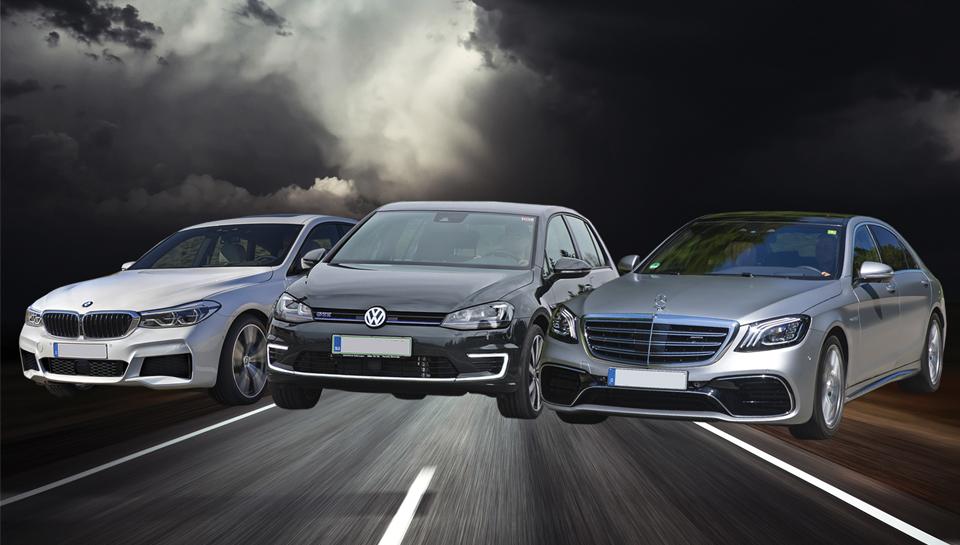 Kaj oblaki nad nemško avtomobilsko industrijo pomenijo za proizvajalce avtomobilskih delov