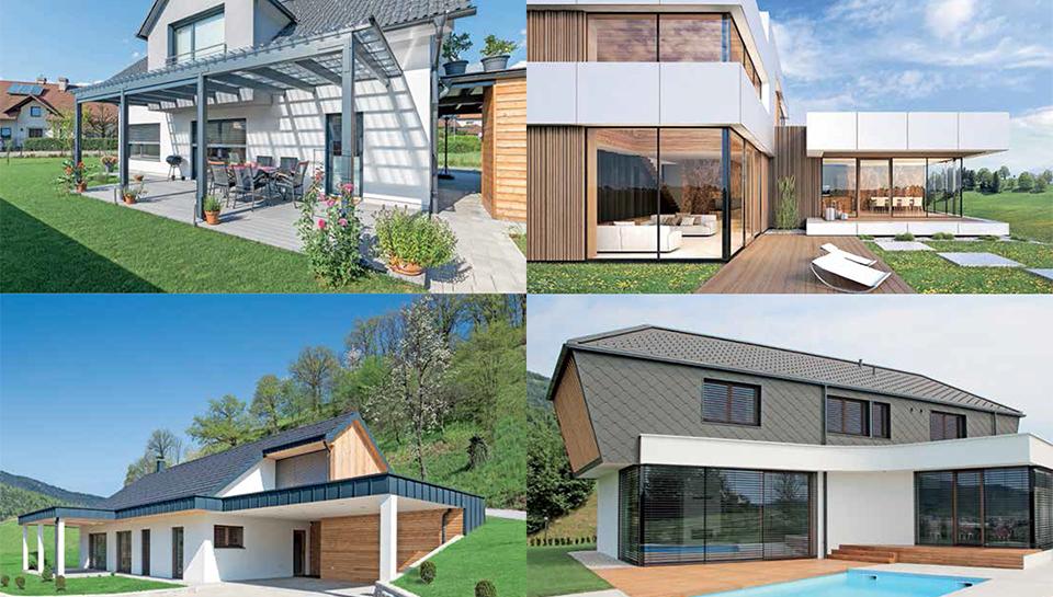 Prihodnje leto bomo izdelali veliko montažnih hiš