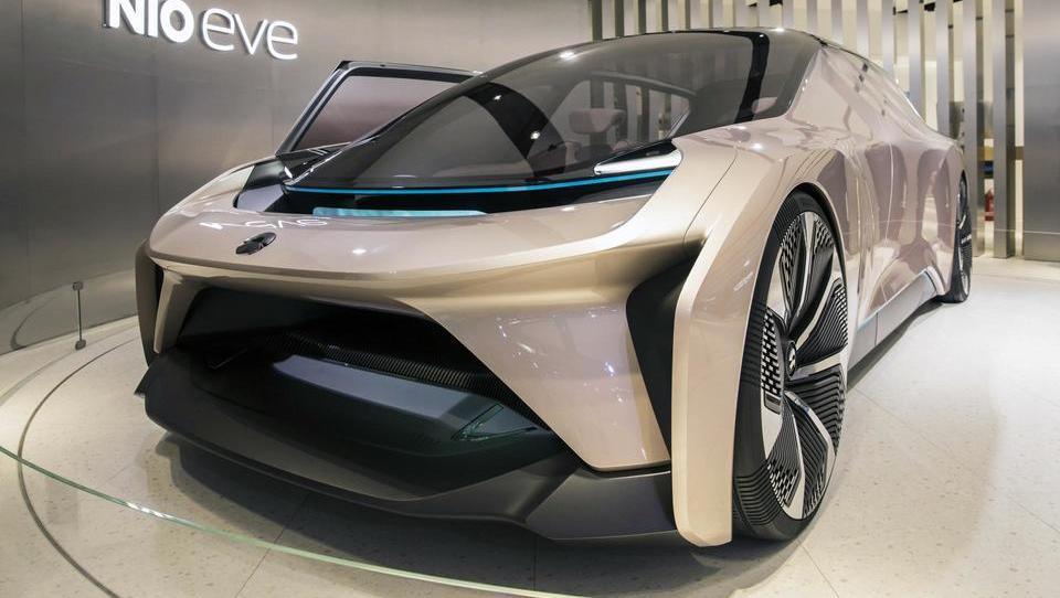 Start-up, ki naj bi postal kitajski Tesla, ali zakaj letijo milijarde na kitajski trg električnih avtov