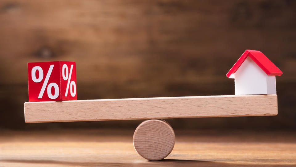 Razkrivamo, po kakšnih obrestnih merah se trenutno da dobiti stanovanjsko posojilo