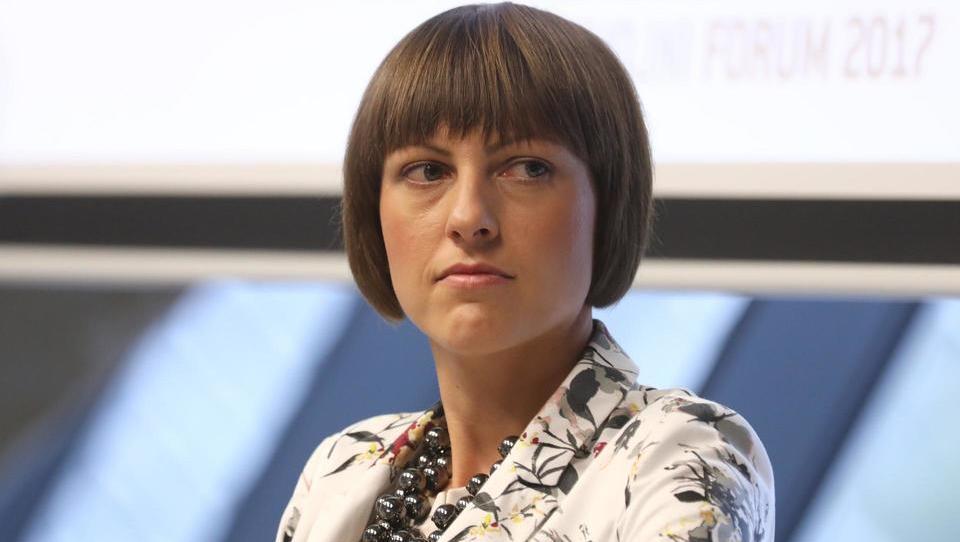 Maja Ostanek, KF finance: Najem ljubljanskih pisarn bo dražji