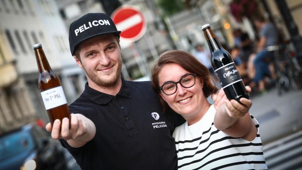 Kako sta mlada pivovarja iz svoje strasti naredila posel