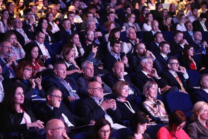 19. Poslovna konferenca Portoroz, PKP, 30.11.2017 Foto: Jernej Lasič