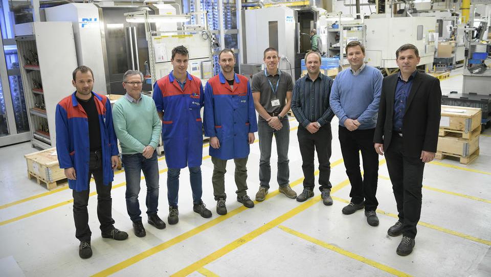 Dobre prakse: Poclain Hydraulics stavi na fleksibilnost in vitko organizacijo
