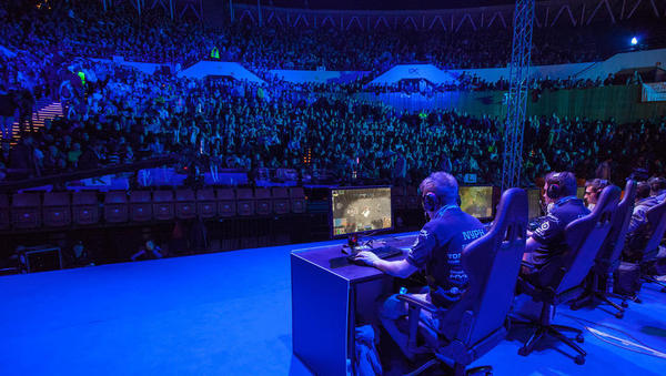 Videoigre poleg dobrega biznisa postajajo resen e-šport