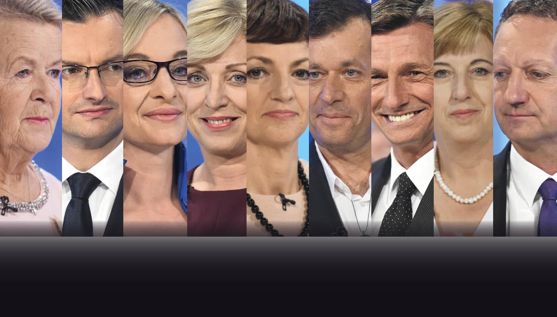 Kateri predsedniški kandidat je najbolj bogat?