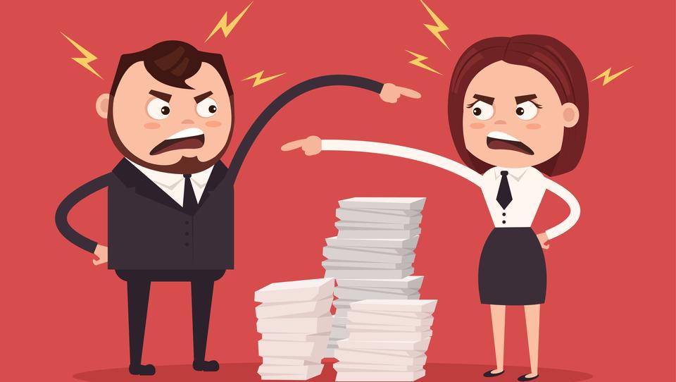 Kaj me v službi spravlja ob živce? 10 primerov