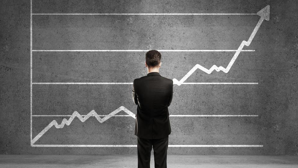 Letošnja 4,7-odstotna gospodarska rast spodbujena z višjimi plačami in velikimi naložbami