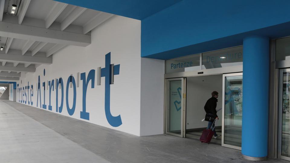 Privatizacija letališča Trst: zeleno luč naj bi prižgali v petek