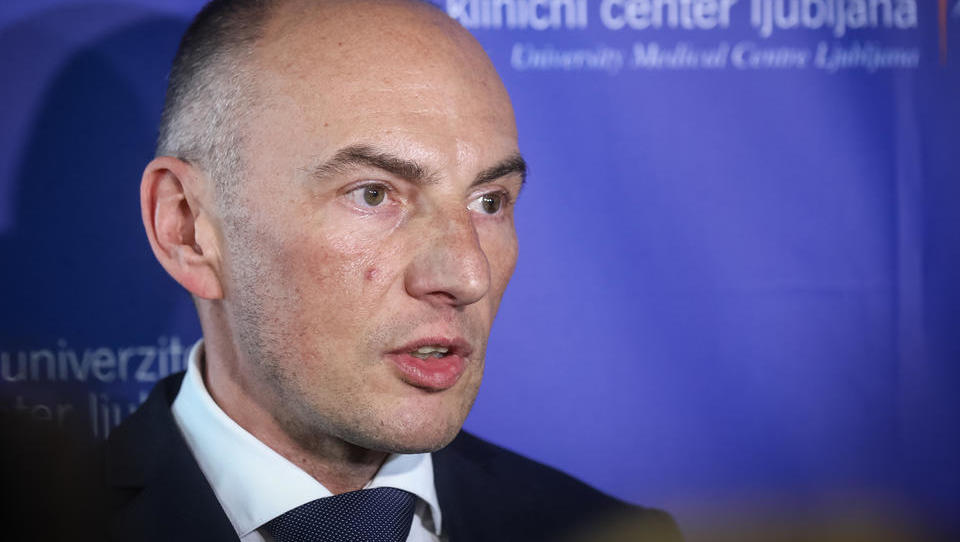 Novi direktor UKCL Aleš Šabeder napovedal skrb za dobro in vzdržno poslovanje