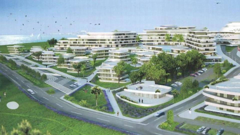 Kako do osmih hektarjev zemljišč v Savudriji za eno kuno?
