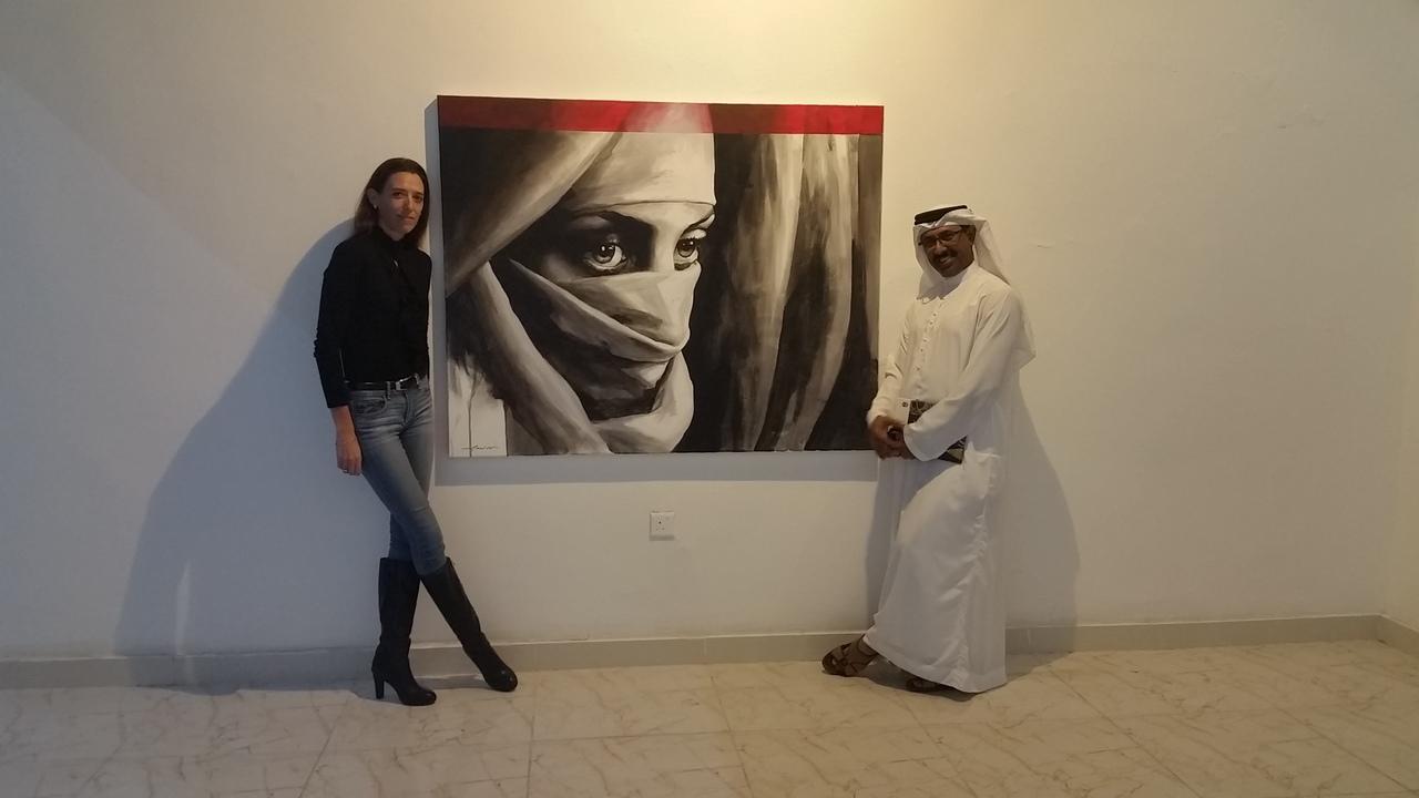 Primorka, ki Emiratčane uči turizma