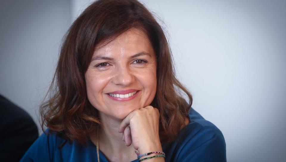 Sonja Šmuc na čelo Gospodarske zbornice Slovenije