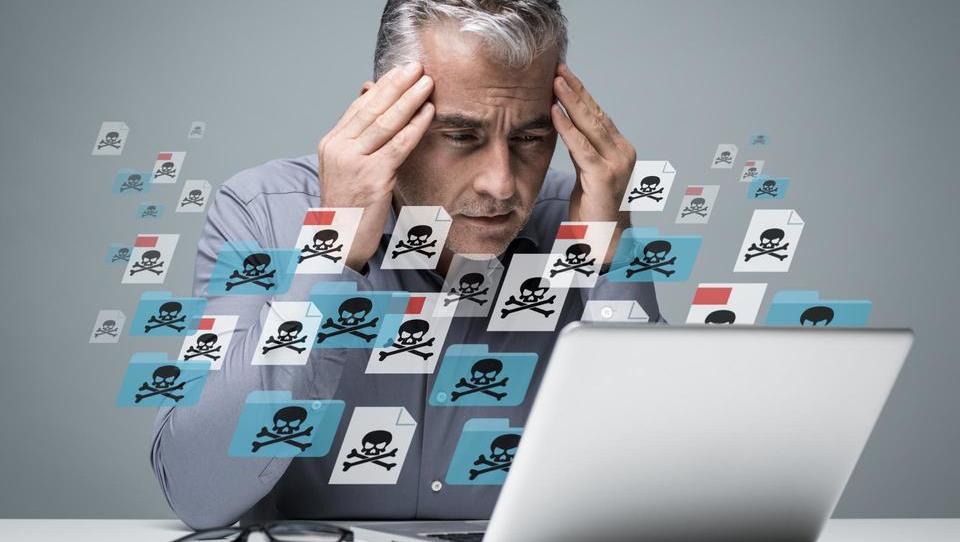 Nezaželena e-pošta – bolj nevarna kot kadarkoli