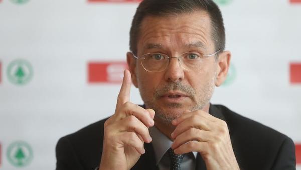 Igor Mervič: Spar raste, duši pa nas birokracija. Čedalje bolj!