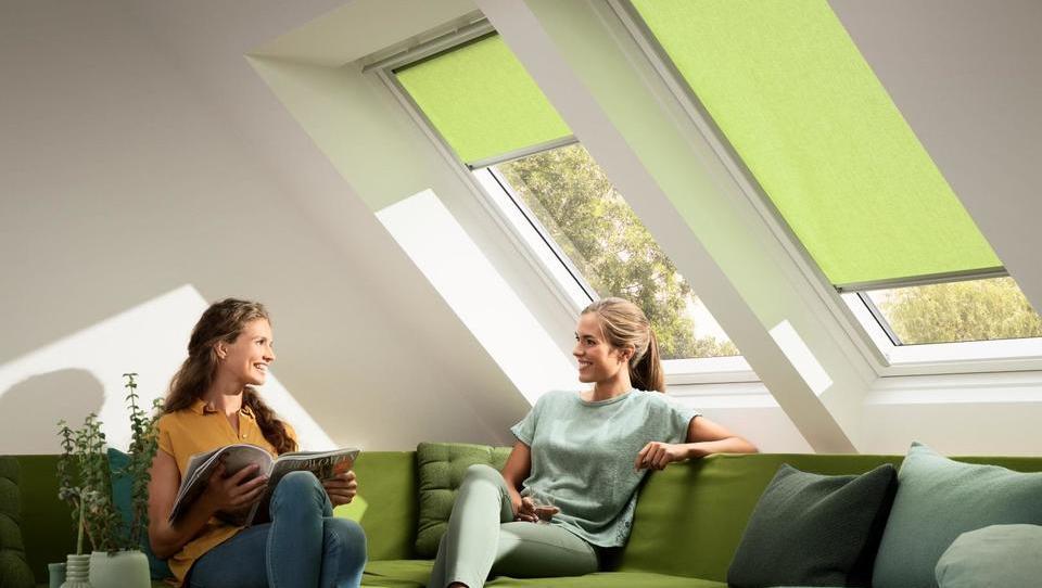 Zakaj morajo arhitekti poznati vpliv dnevne svetlobe na dobro...