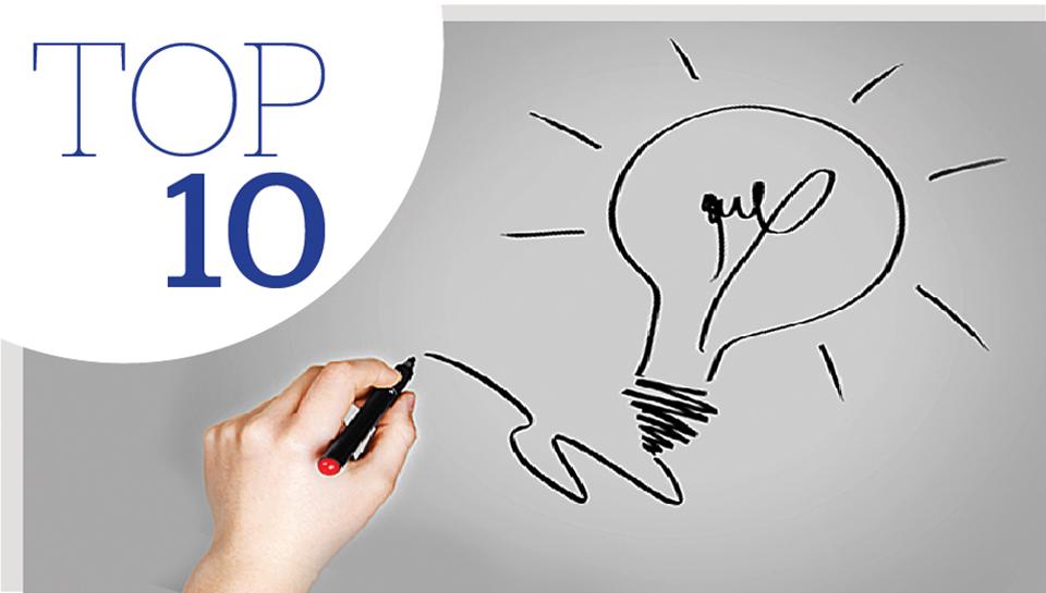 Razkrivamo 10 finalistov Najpodjetniške ideje