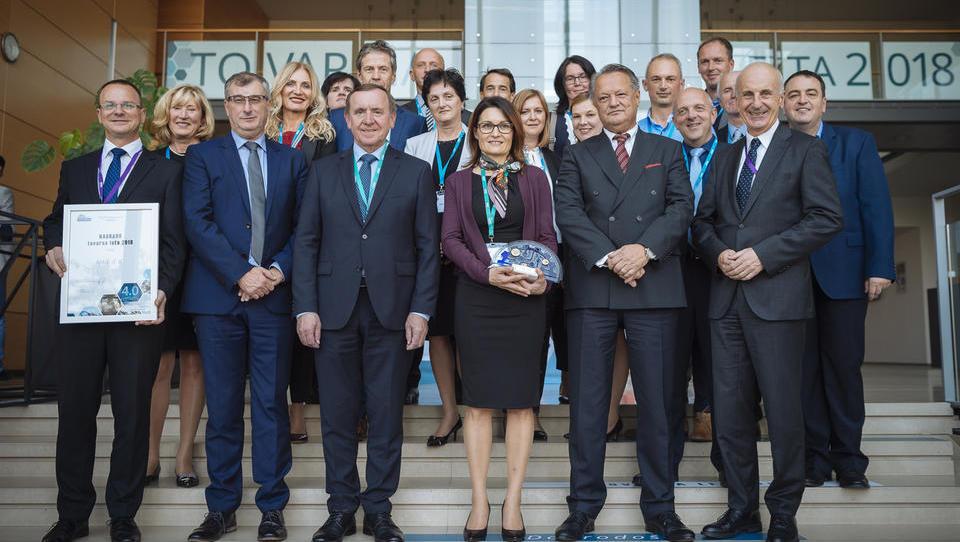 (video) Kako je Slovenija dobila najboljše proizvodno podjetje 2018