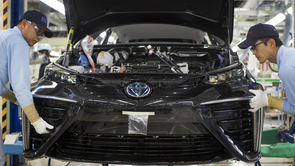 Zakaj prostotrgovinski sporazum z Japonsko ne bo pocenil avtomobilov?