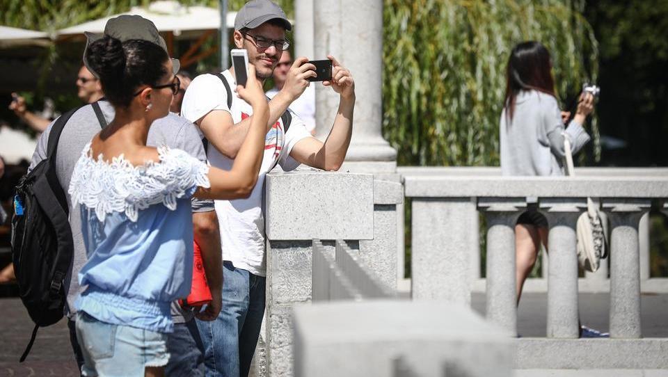 Nova pravila za tuje turistične vodnike v Sloveniji