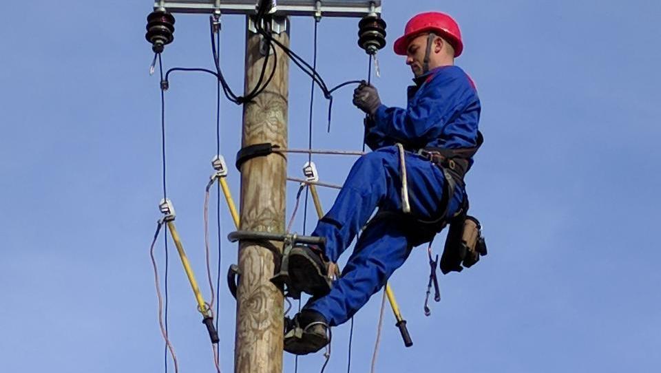 Maja zrasla poraba elektrike