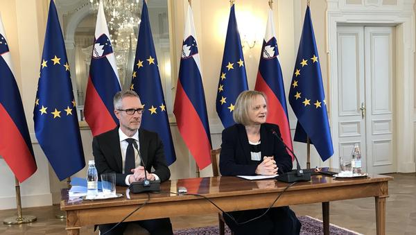 Kandidat za guvernerja Boštjan Vasle se predstavi: Verjamem v evro in svojo izvolitev