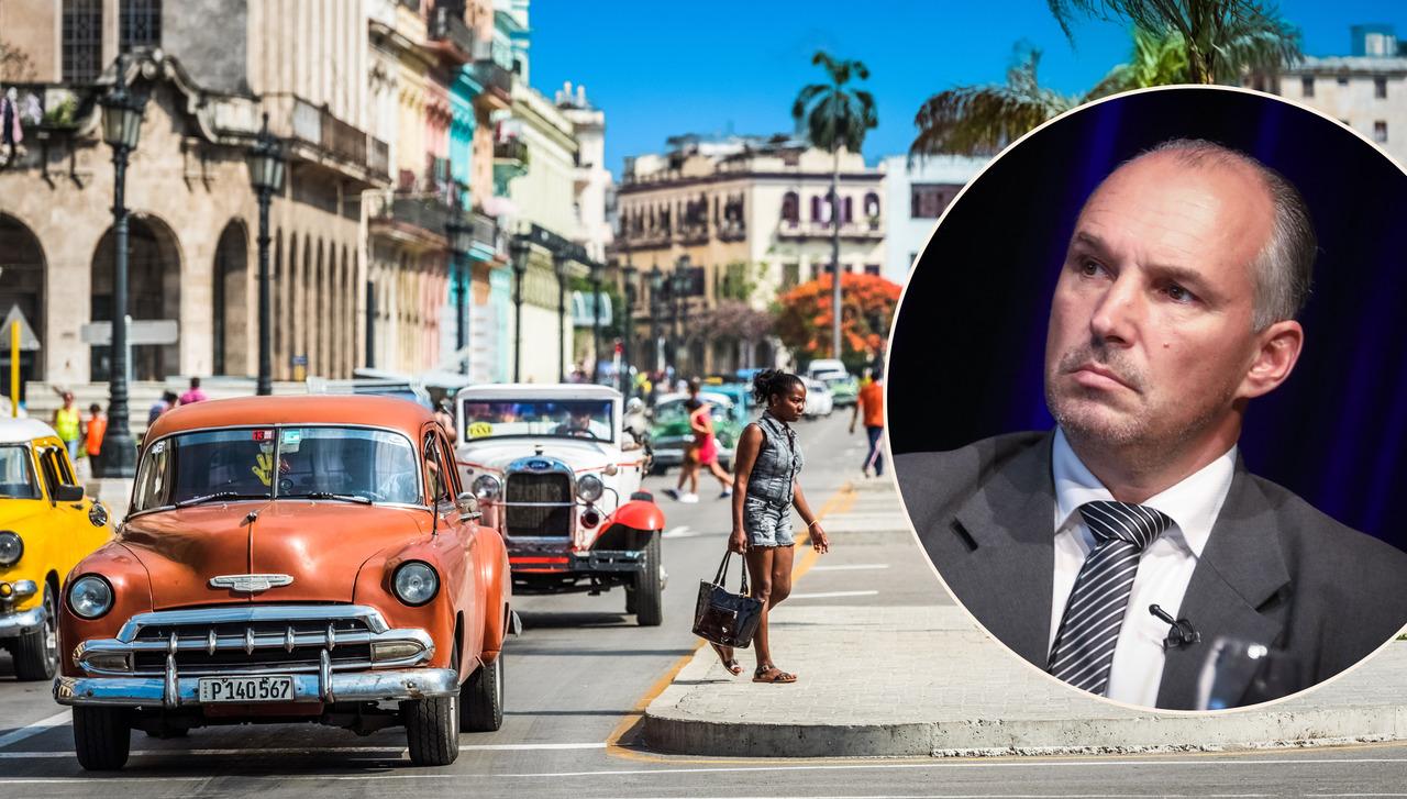 Kaj bo na Kubi počel šef VZMD Kristjan Verbič?