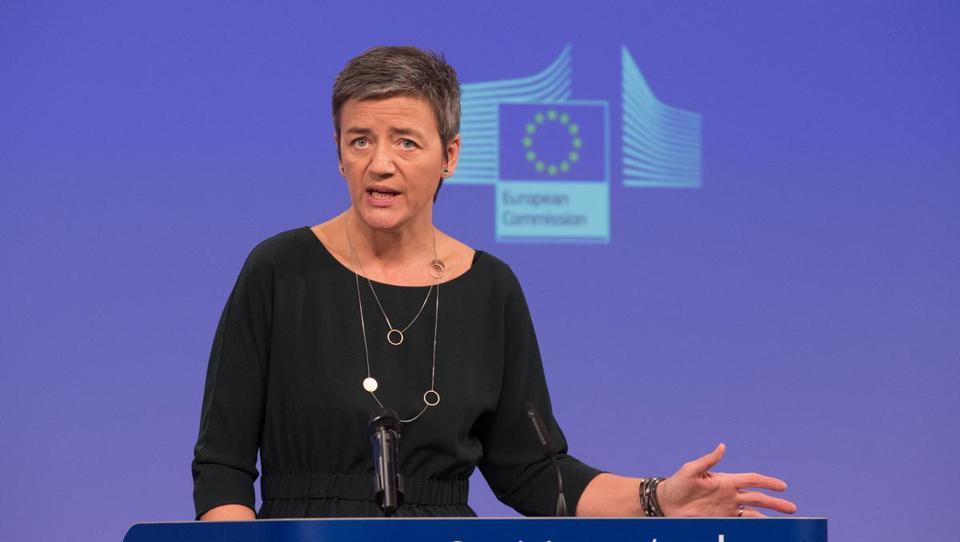 Evropska komisarka za konkurenco pod drobnogled vzela davčne prakse Facebooka