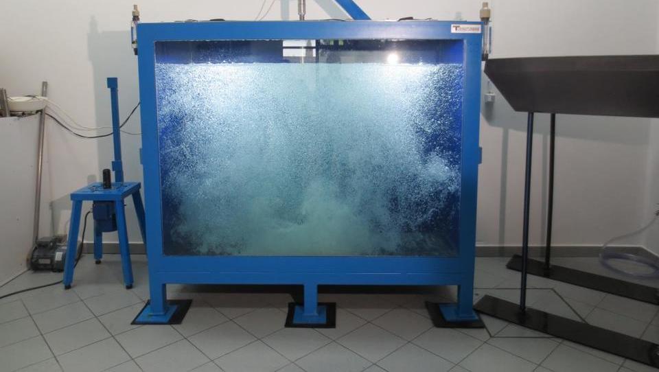 (video) Dezinfekcija odpadnih vod s sistemom za ozoniranje