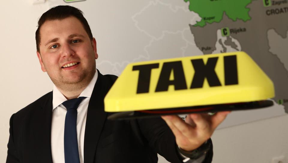 Neuradno: Cammeo taksiji prihajajo na ljubljanske ulice prihodnji...