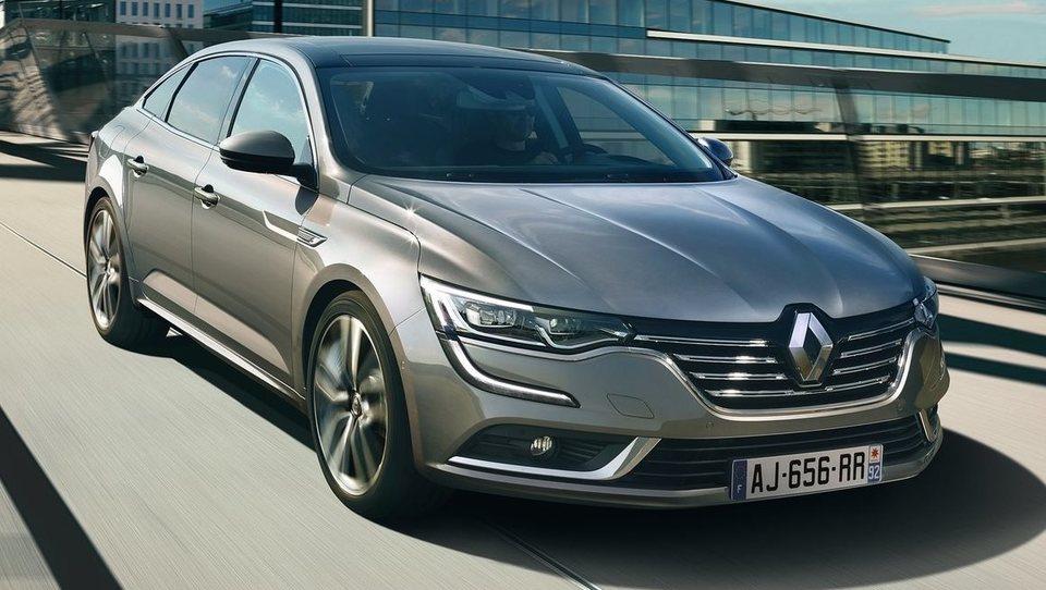 Renault talisman: vrnitev luksuznega Francoza