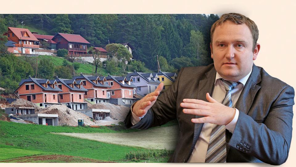 ŽGP se trese, član vodstva prodaja hiše