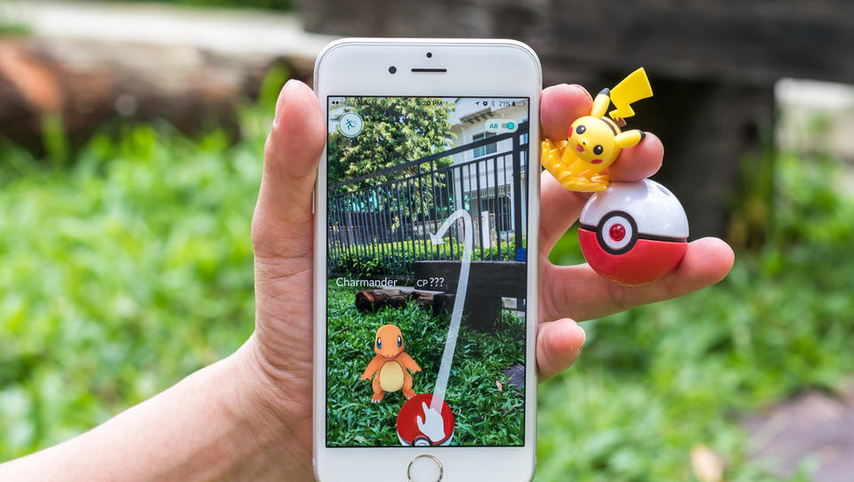 Kako zaslužiti prek igre Pokemon Go?